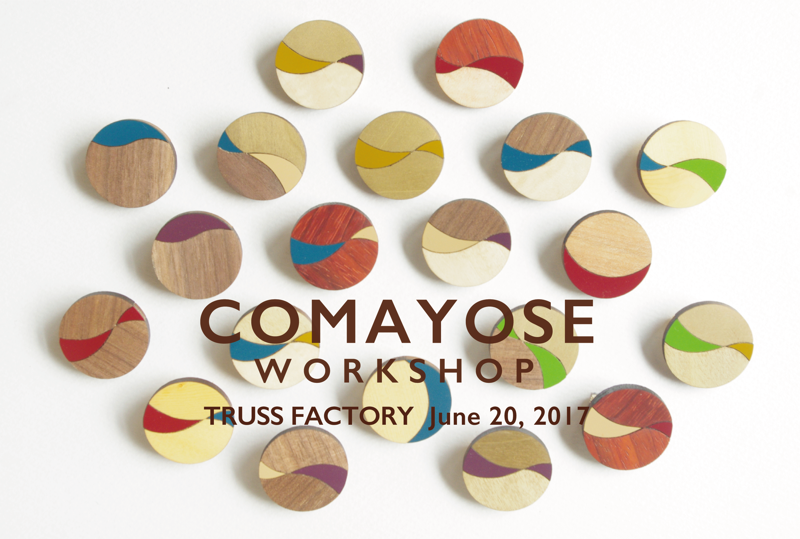 6月20日 COMAYOSE WORKSHOP
